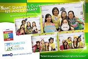 Diabetes Club 1st Anniversary Jun 23 2013